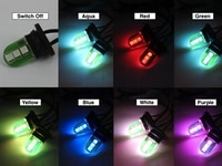 Image of Color Changing Headlight LED Strobe Kit - Accent Lighting