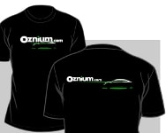 Image of Oznium Shirt - Promotional