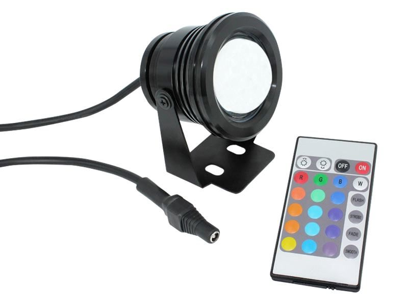 RGB LED Eclipse Light 10W