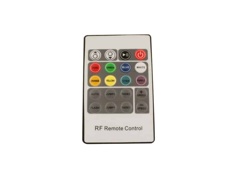 Replacement Remote for Music Beat LED Controller