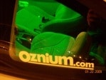 Oznium.com Vinyl Decal