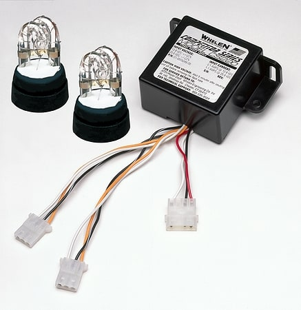 Whelen 20 Watt 2 Strobe Kit | Oznium