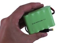 Image of 12V Ni-MH Rechargeable Battery Pack - Install Bay