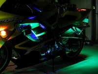 Image of Flexible LED Strips - Motorcycle LED Lights
