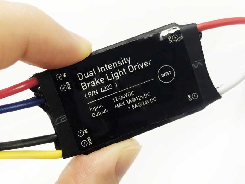 Image of Dual Intensity Brake Light Driver - LED Controllers