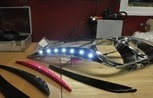Pre-wired 5050 LED