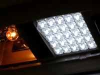 Superflux LED Dome Light