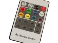 Image of Replacement Remote for Music Beat LED Controller - Replacement Parts