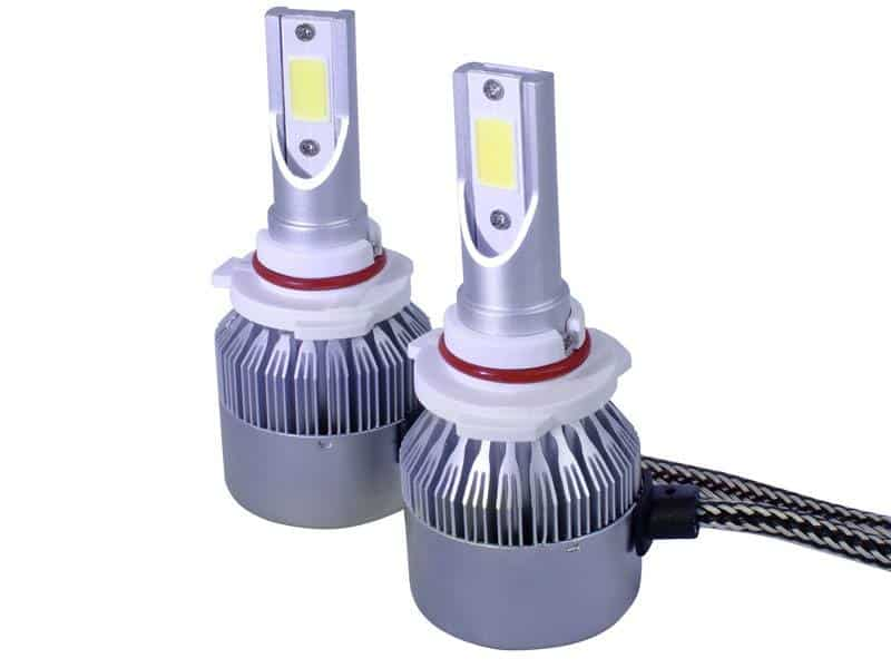 Led Headlight Conversion Kit With Fan