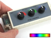 Rotary RGB Controller