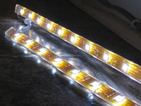 Heavy Duty Tri-Chip Waterproof LED Strip