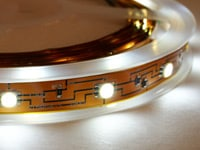 Tri-Chip Ribbon LED Strips