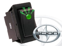Scion OEM Style Lighted Rocker Switch