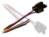 Image of 5 Pin Relay Harness - Wire and Relays