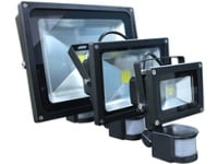 Image of Motion Sensor Flood Light - Home & Garden LEDs