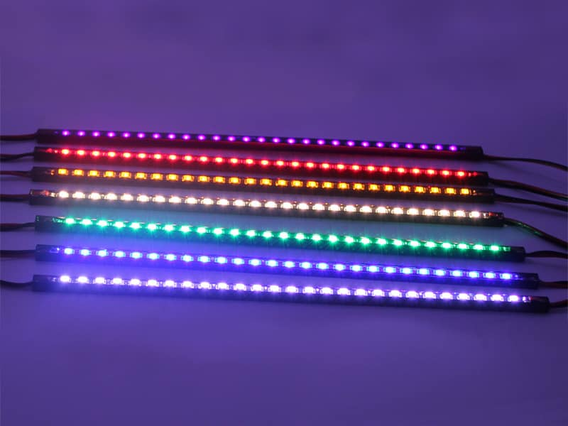 Ultra Thin LED Light Bar | Oznium