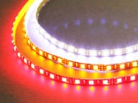 Image of Bi-color Waterproof LED Strip - Flexible LED Strips