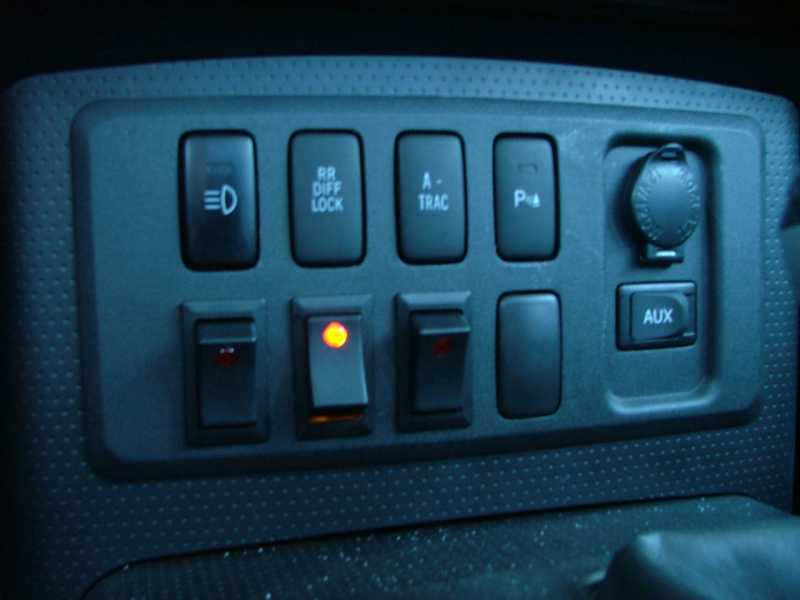 Scion OEM Style LED Lighted Rocker Switch | Remotes & Switches