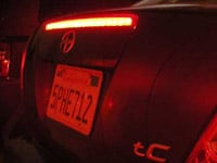 Image of Scion tC Full Third Brake Light - Scion Zone